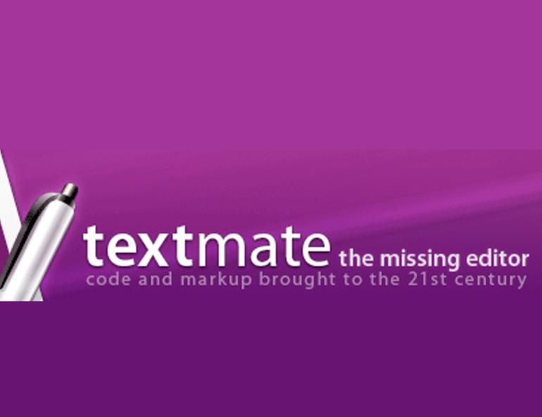 Hero image textmate