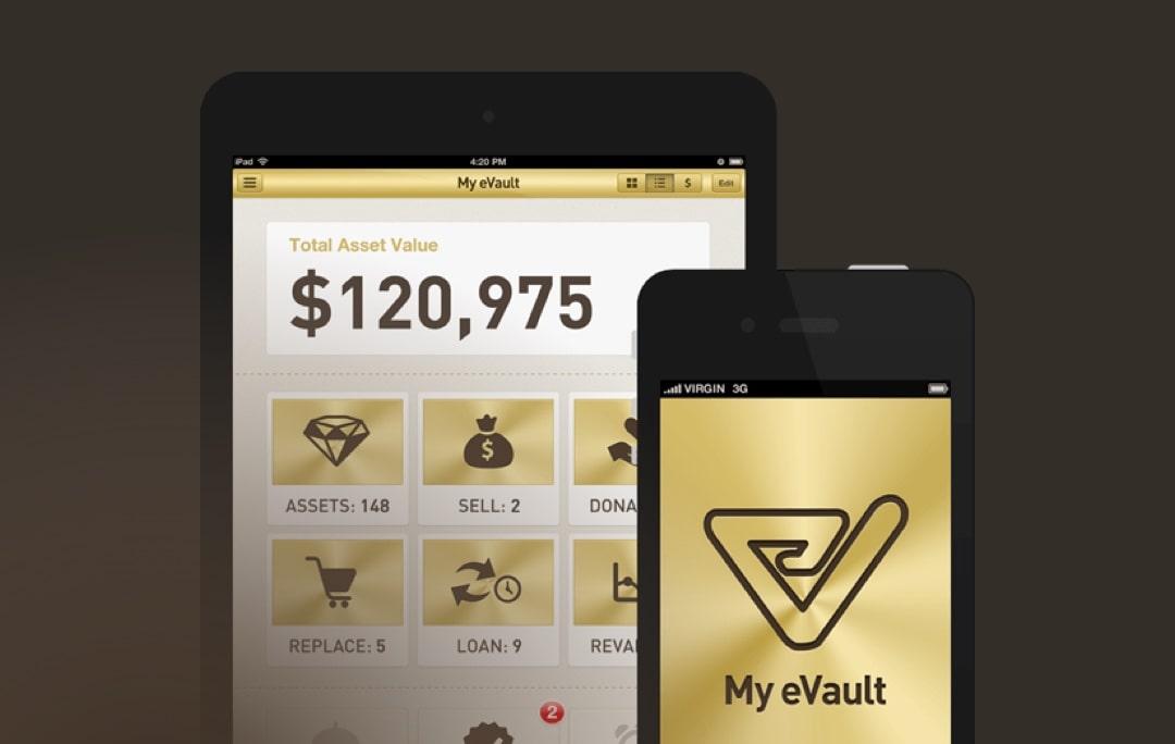 My eVault