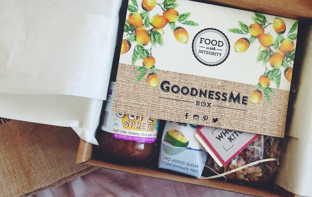 GoodnessMe Box