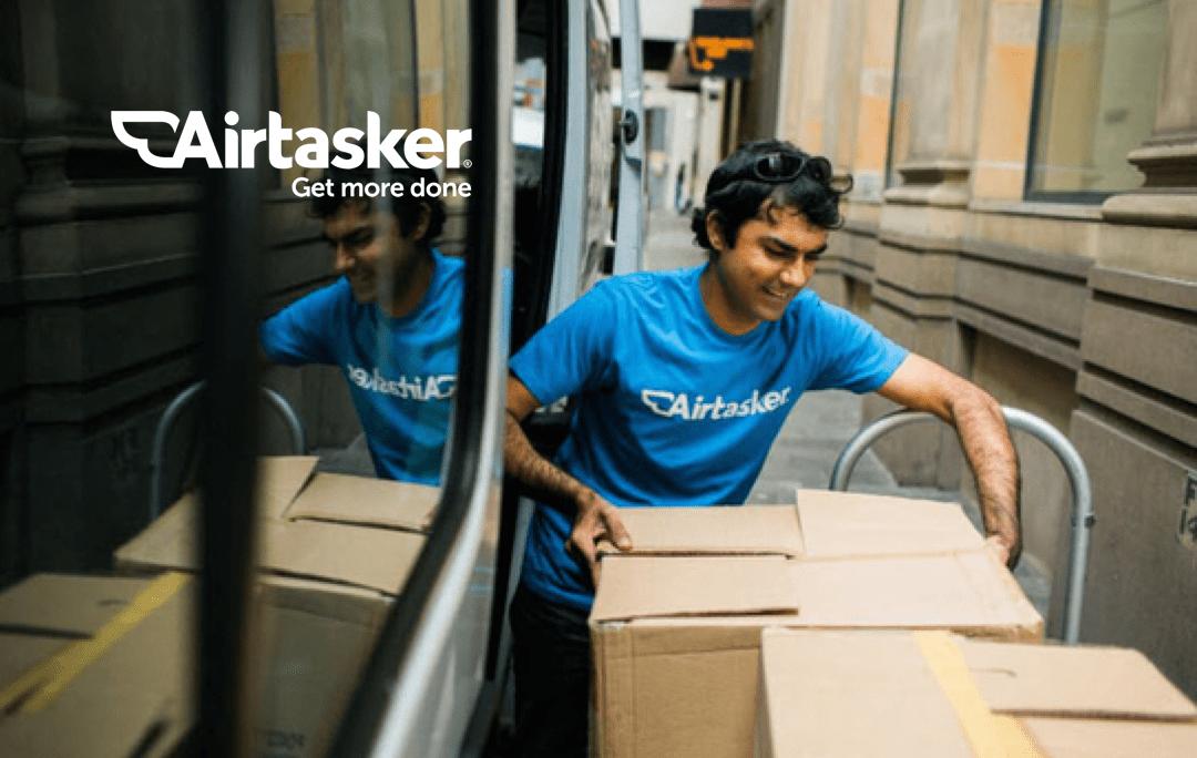 Sentia developed Airtasker Startup