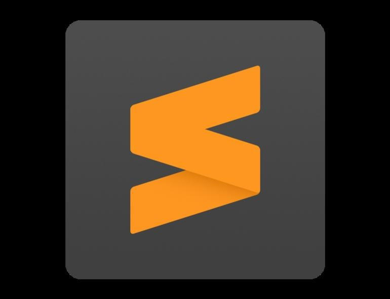Hero image sublime text